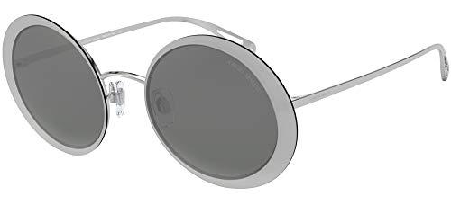 Armani GIORGIO 0AR6087 Gafas de sol, Silver, 59 para Mujer