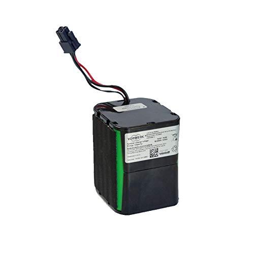 Marel Shop®- Pacco batteria compatibile con vorwerk Robot aspirapolvere VR 200 Folletto
