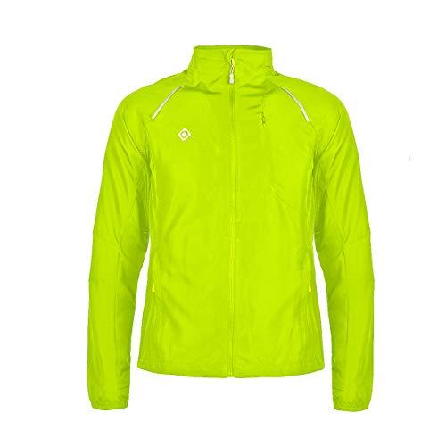Izas Isona II Chaqueta de Running y Trekking para Mujer, Repelente al...