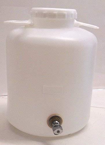 HELGUEFER - Bidón 25 litros con Grifo Metálico