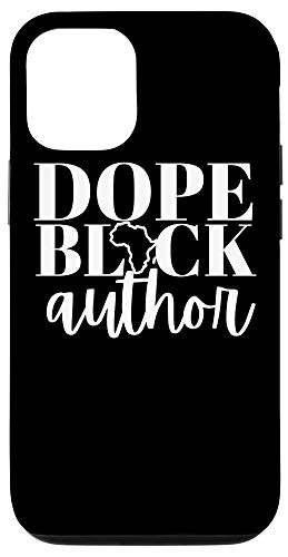 Cool Dope Black Author Writer Gift Idea Case