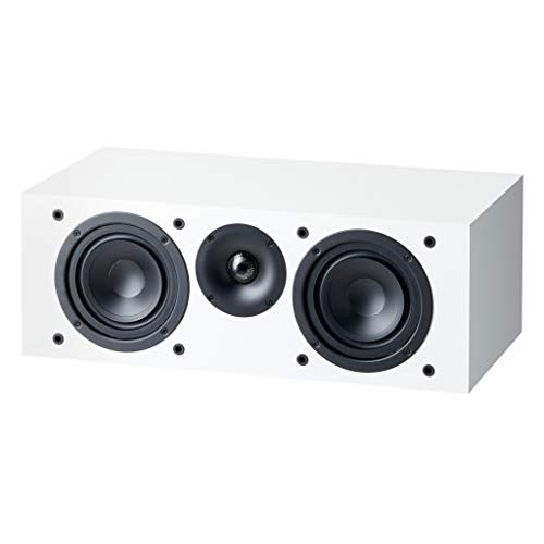 Learn More About Paradigm Monitor SE 2000C Center Channel Speaker (Gloss White)