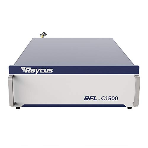Cloudray Raycus Saldatura 1064nm Fonte laser fibra singolo CW modulo 1.5KW per taglio industriale e saldatura (FDA)