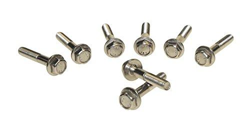 Schrauben Set für 10 Zoll Variomatikdeckel 4 Takt China Roller, GY6, QMA, QMB