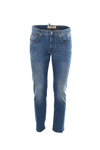 Roy Roger's Jeans Uomo 30 Denim P20rru076d3611352 1/20 Primavera Estate 2020