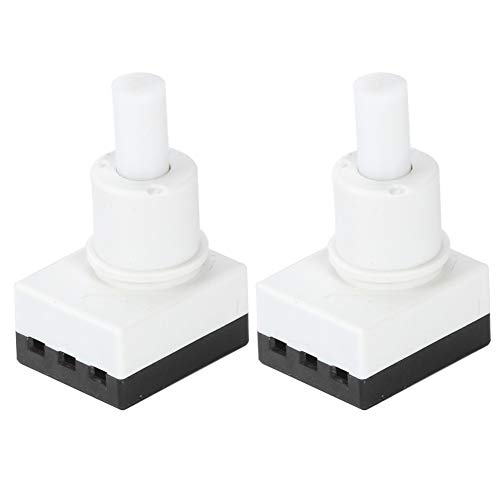 Interruptor de lámpara de techo Interruptor de luz interior de 2 piezas 34404-SDA-A21 Ajuste para el elemento Hon-da Acc-ord CR-V