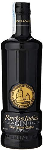 Puerto de Indias Gin Black Edition, 700 ml