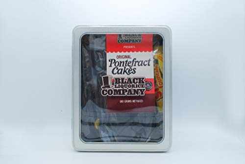 The Black Liquorice Company - Vintage Liquorice Collection Tin 900g