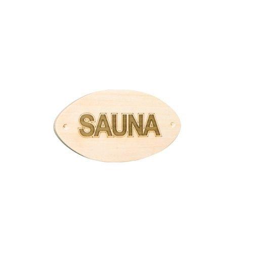 Well Solutions Sauna Schild Sauna Hinweisschild Tür Schild aus dem Hause Well Solutions