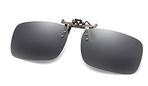 Embryform Polarisiert Clip-on Flip up Metall Clip Sonnenbrillen Linsen Gläser Unzerbrechlich Fahren Angeln Outdoor Sport