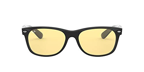 Ray-Ban 0RB2132F-55-601-R6 Gafas, 622, 55 para Hombre