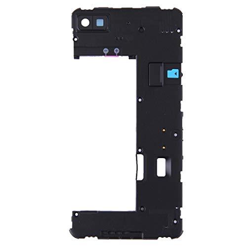 ASAMOAH Pieza de reemplazo del teléfono Celular Panel de Lentes de cámara de Placa Posterior for Blackberry Z10 (-3 Version) Accesorios telefonicos