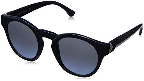 Emporio Armani 0EA4113 Gafas de sol, Blue, 51 para Mujer
