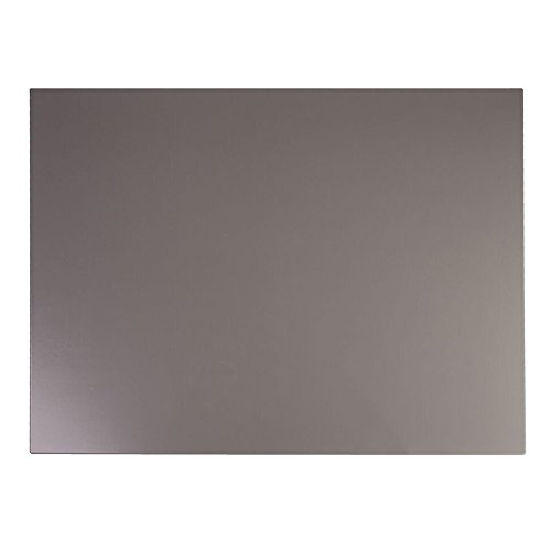 New Wave Palette, Posh Table Top, Wood with Grey Finish, Fits in Masterson Sta-Wet Painters Pal, 9 x 12 inches (00506)
