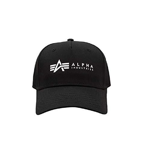 Alpha Industries Alpha Kappe Schwarz