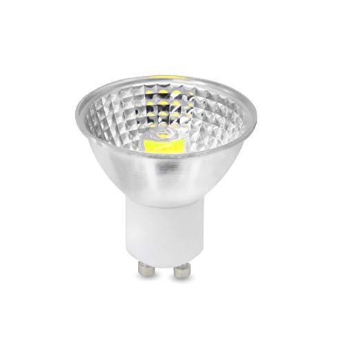 Lampade a led Faretto GU10 Lampadina COB 5WLED Lampada Lampada 110V 220V Sostituisci le lampadine a LED (Color : Zy12881327ae)