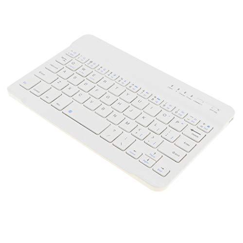 Sharplace Teclado Inalámbrico Bluetooth Delgado iMac