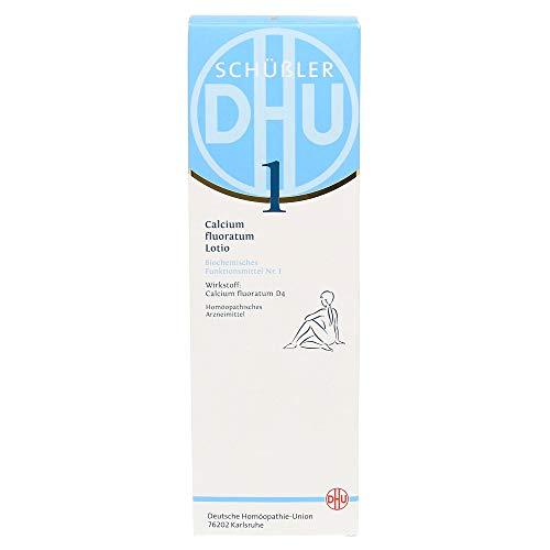 DHU Schüßler-Salz Nr. 1 Calcium fluoratum Lotio, 200 ml Creme