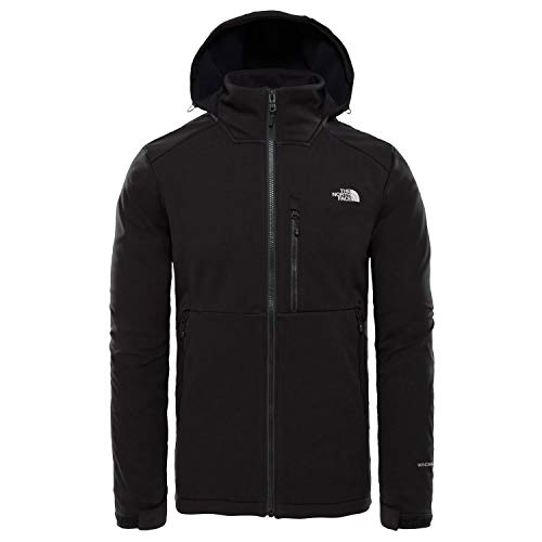 THE NORTH FACE Kabru Softshell Hooded Jacket Men - Winddichte Softshelljacke
