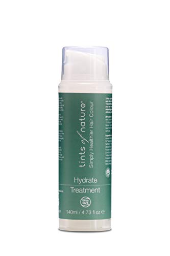 Tints of Nature Natural and Organic Hydrate Treatment, Vegan Friendly, Single