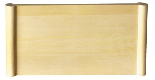 Yamako Hinoki (Cypress) Wooden Cutting Board (L) 81789 Made in Japan