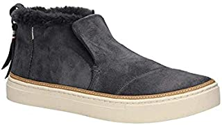 TOMS Women's Paxton Suede Fur Lined Boots