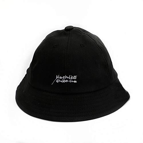 Sombrero Pescador Algodón Plegable Doble Lado Bucket Hat con Cordón Ajustable para Viajar Pesca Senderismo