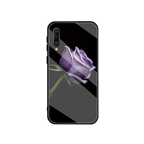Phonecase - Carcasa de cristal templado para Samsung Galaxy A 10S, 10E, 20S, 20E, 30S, 40, 50S, 60, 70, 80, 90, 6, 7, 8, Shell-B20012007-05.Jpg-For A90 5G