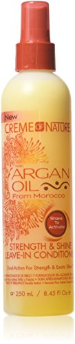 Creme Of Nature Argan Oil Conditioner Leave-In 8.45oz by Creme of Nature