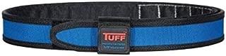 TUFF Products SureFit Competition Belt, Blue and Black, Large 40-46 9017-BBL-LG