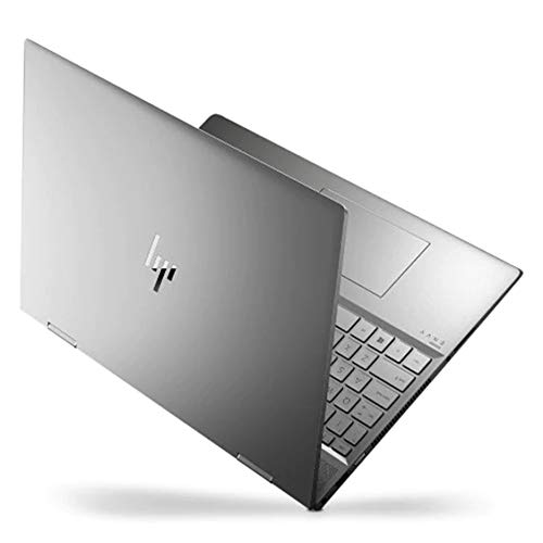 HP - Envy x360 Convertible 15.6' IPS FHD, Intel Core i7-10510U - Touch-Screen - Natural Silver - 8GB DDR4 RAM, 256GB PCIE SSD, Woov Accessories - Windows 10 Home
