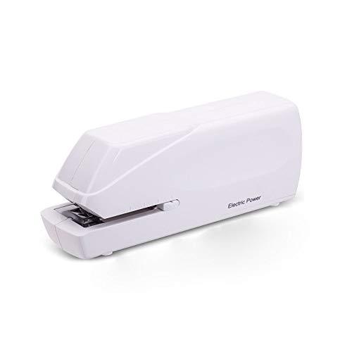 ZZWBOX Grapadora Eléctrica,Grapadora Eléctrica Oficina,Grapadora para Papel A4,Grapadora electrica Oficina para Grapas...