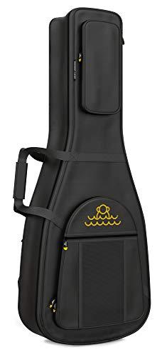 Monkey Loop - Jumping Classic - Funda para Guitarra Clásica y Española - Dimensiones 41 x 110 x 14 cm - Color Negro - Acolchada - Impermeable - Alta Calidad - Protección Superior - Asa Reforzada