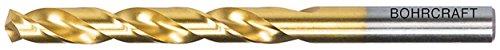 Bohrcraft HSS – broca espiral DIN 338 HSS Split Point tipo