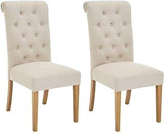 Red Hook Furniture Serena Solid-Wood Tufted Upholstered...