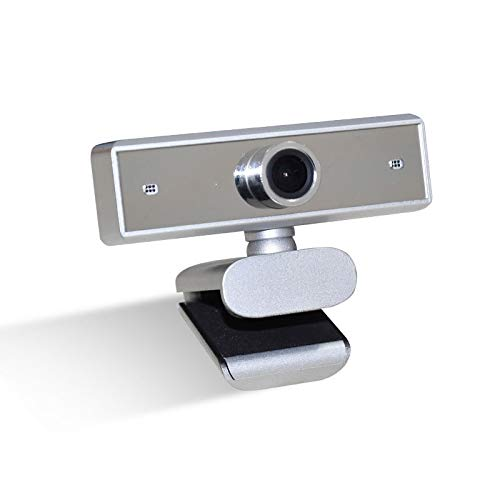 Diommest Web-based onderwijs Video Dedicated Webcam, Computer Desktop HD 1080P Drive-vrije USB externe webcam, Laptop Computer met microfoon HD Beauty Webcam Compatibel met Windows