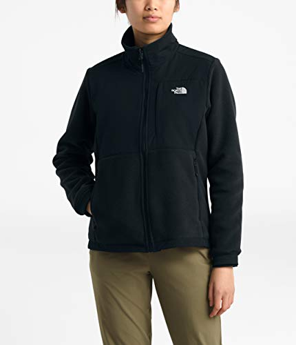 The North Face Denali 2 Jacket - Women's TNF Black/TNF White Logo Small