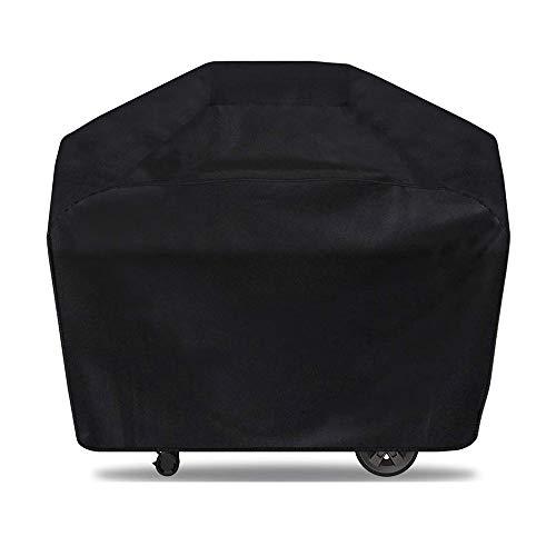 Xnuoyo BBQ Cover, Copertura Barbecue, Telo Copri Barbecue 420D Oxford Tessuto, Impermeabile Anti-UV Anti-Polvere Anti Pioggia Polvere Sole Neve, Adatto alla Maggior Parte delle Griglie(145*117*61cm)