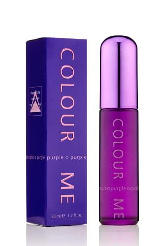 Milton-Lloyd Ltd Colour me purple - fragrance for women parfum de toilette 50 ml