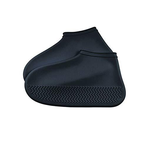 Silicone Medium transparent Atoful Réutilisable Silicone étanche couvre-chaussure