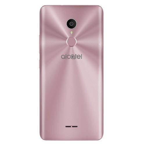 "Alcatel 3C 5026D 6.0"" 3G Dual Sim Octa-Core 16Gb + 1GB RAM 8Mp + 5Mp Dual Led Factory Unlocked Smartphone (Rose Gold)"