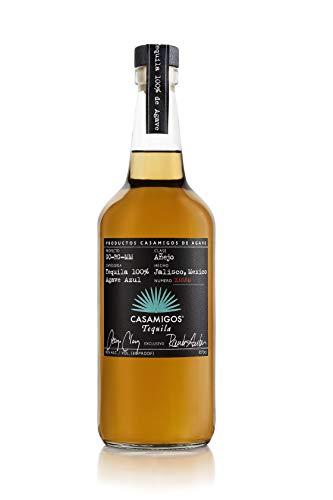 Casamigos Añejo Tequila, Premium Tequila aus 100% Agave (1 x 0.7 l)