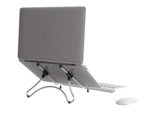 Suporte para Notebook, OCTOO, Uptable Chrome, UP-02, Cromado