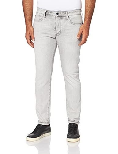 G-STAR RAW Herren 3301 Slim Fit Tapered ' Jeans 34W / 32L,grau