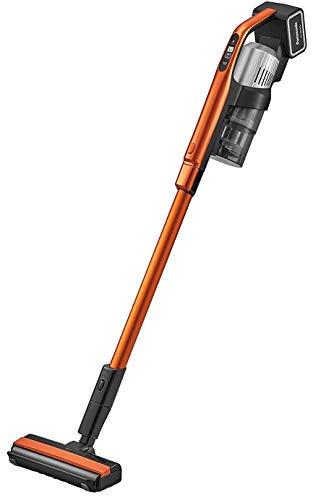 パナソニック スティッククリーナー コードレス サイクロン式 オレンジ MC-SBU430J-D