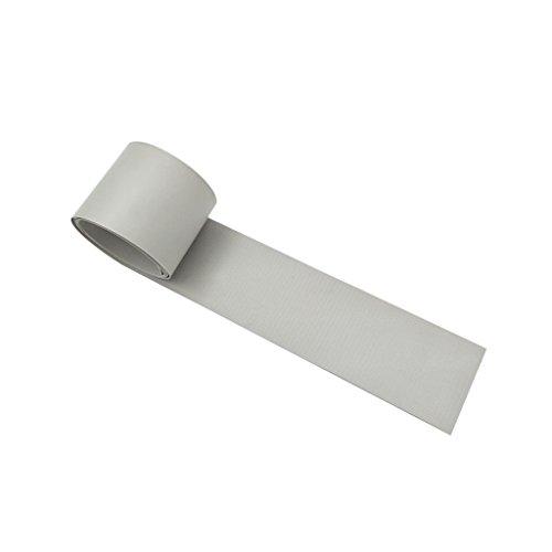 1 pieza Material de Reparación de Parches de PVC Barco Inflable Impermeable Bote