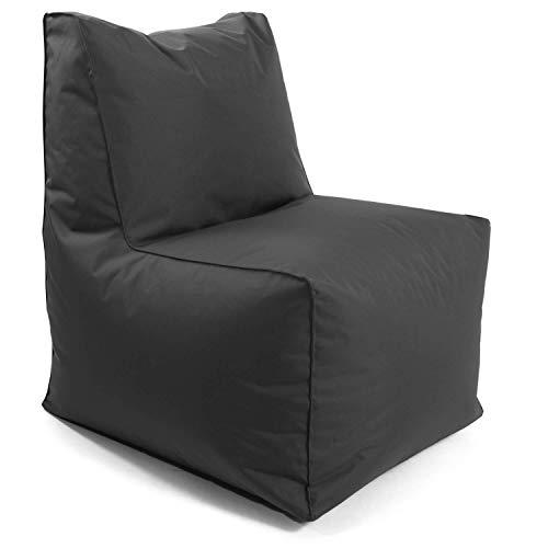mokebo® Outdoor Sitzsack-Sessel 'Der Ruhepol', Bean Bag, Sessel oder Leichter Relaxsessel, Made in Schwarzwald