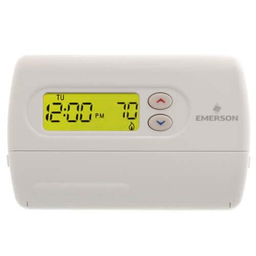 7-Day Programmable Thermostat, 24 Volt or Millivolt system