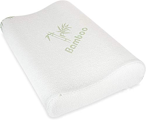 life hall Memory Foam Pillow - Orthopedic Pillow - Pillows for Sleeping -...