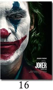 Flduod de Joker Wall Art Canvas schilderij Vinage Prints film Joker Posters foto's voor woonkamer Home Decor60x80cm